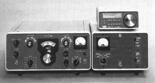 [DDS-2A with KWM-2]
